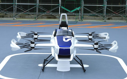 Electric air taxis can fly to Europe by 2024 - poca Negócios