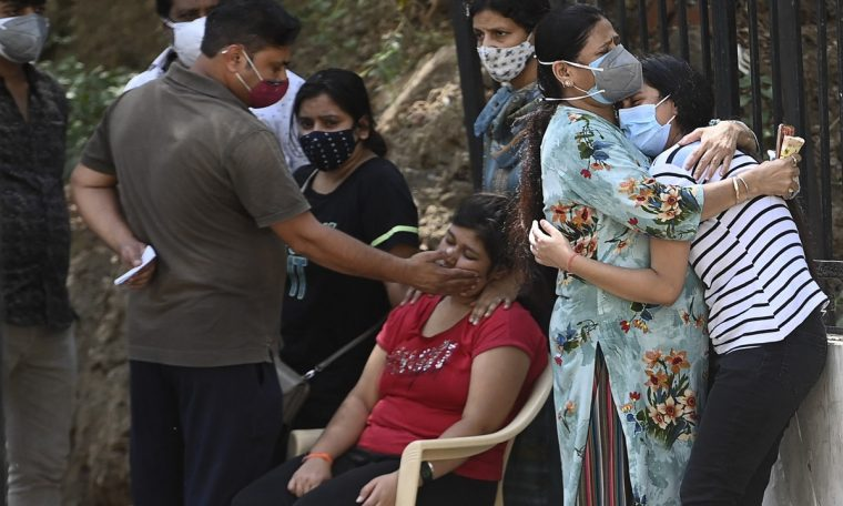 India becomes the third country to eliminate 300,000 deaths from Kovid.  world