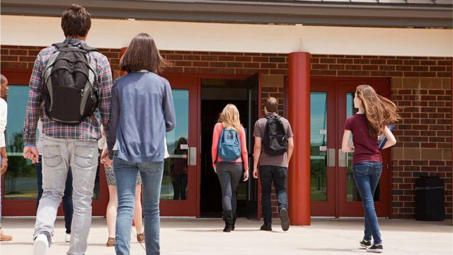 School in usa in