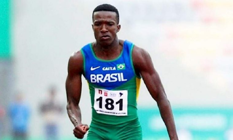 Felipe Bardi has been called for the South American Athletics Championship