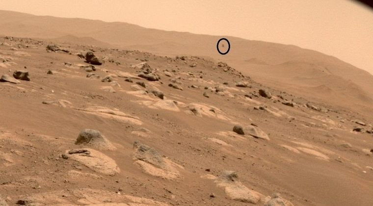 After failure, Ingenuity helicopter makes fourth flight on Mars - News