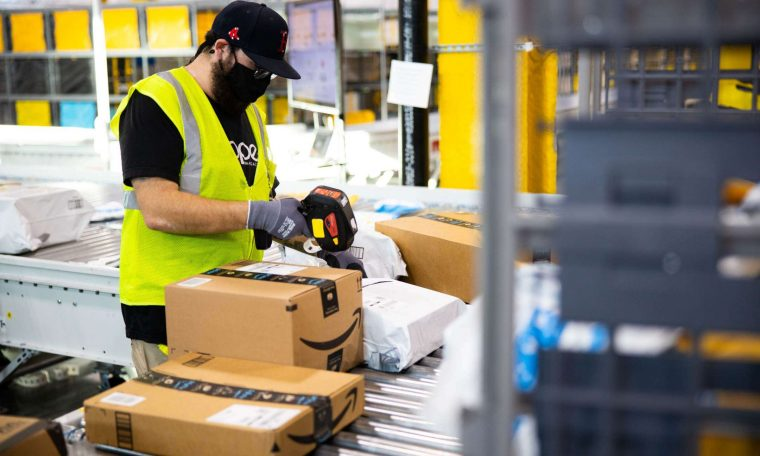 Amazon destroyed more than 2 million products