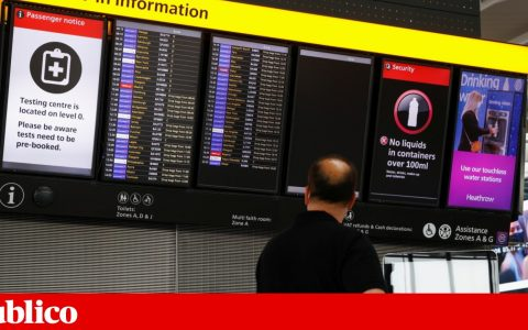 At least two Portuguese were prevented from entering the United Kingdom.  The uk