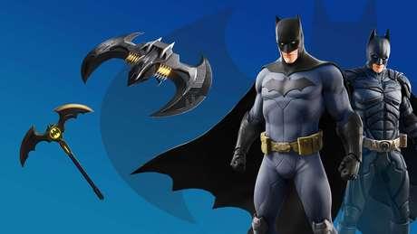 Last Batman Costumes in Fortnite