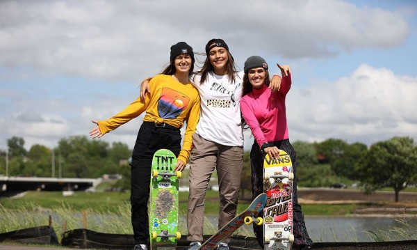 Brazilians guarantee their place on the skateboard of Tokyo Games.  sport