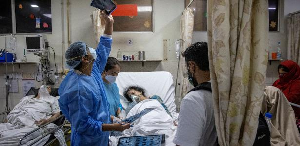 Kovid devastates young doctor's 27-hour routine in India