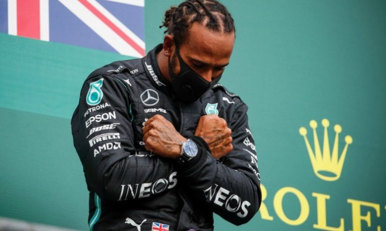 Mercedes launches partnership focusing on expanding racial diversity in Formula 1