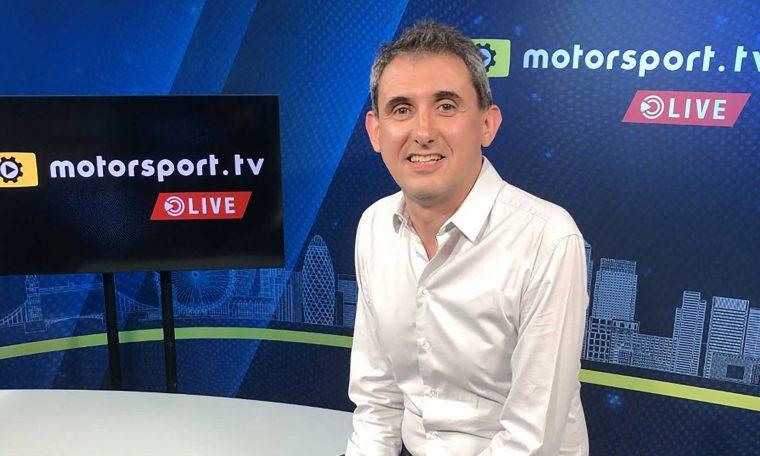 Motorsport Network Motorsport.  Announced Simon Danker as the new CEO of com