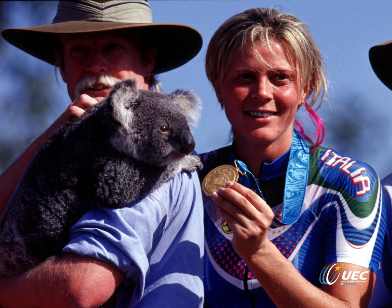 Paola Pezzo Mountain Bike Olympic Games Sydney
