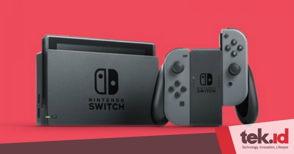 Nintendo Switch is selling like hotcakes again