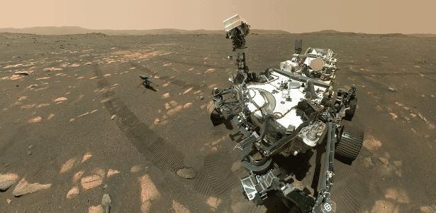 Robot will break rocks by hand to seek life on Mars - 05/12/2021