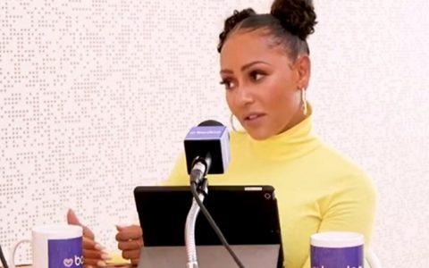Mel B desmente negociação de filme com as Spice Girls - Reprodução/Instagram
