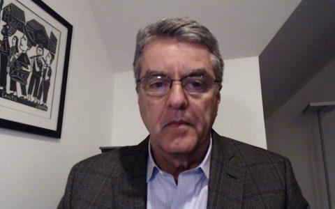 Ex-diretor geral da OMC Roberto Azevêdo fala sobre quebra de patentes de vacinas