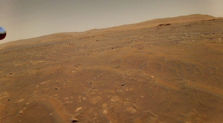 Trouble in Ingenuity Helicopter in sixth flight on Mars - News
