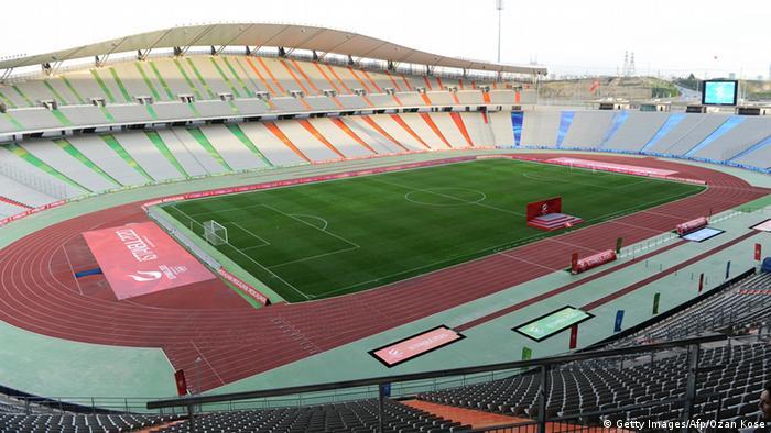 Istanbul Ataturk Stadium