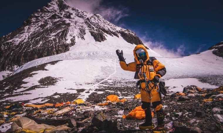 """""""All women can do,"""" says the first Latin American black woman to reach Mount Everest.  Campinas and Regions"""