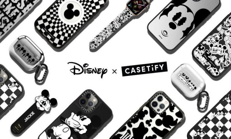 CASETiFY launches a new collection with Disney.  In Retro Disney Style - Flashfly.net