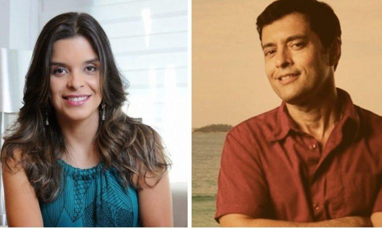Vivian de Oliveira e Tiago