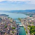 Zurich, Switzerland.  Image by / Mykova Galina via Shutterstock