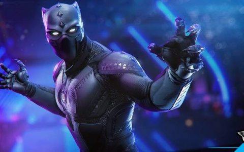 New image of Black Panther released in game