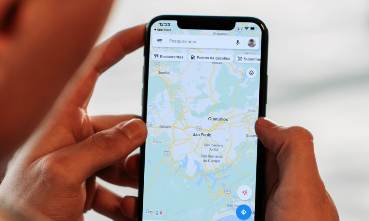 How to Download Offline Maps from Google Maps on iPhone