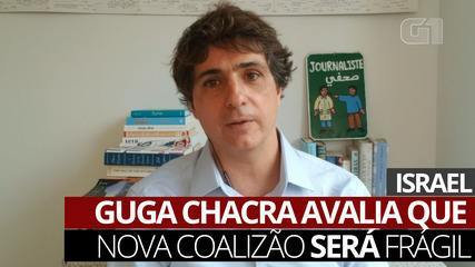 Guga Chakra assesses that the new coalition in Israel will be weak
