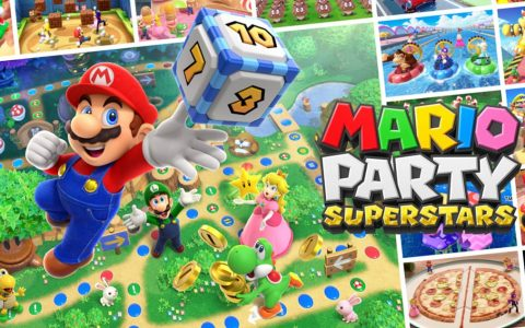 Mario Party Superstars will be located in PT-BR on Switch