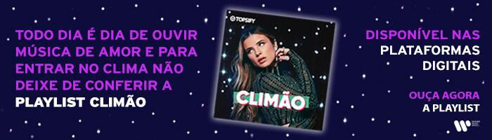 Listen to Climão Valentines Playlist!