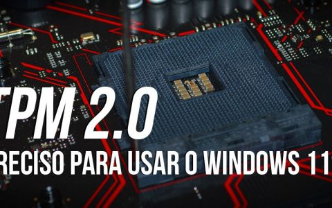Learn What TPM 2.0 Requires to Install Windows 11