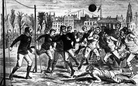 England v Scotland: the story of the father of all classics