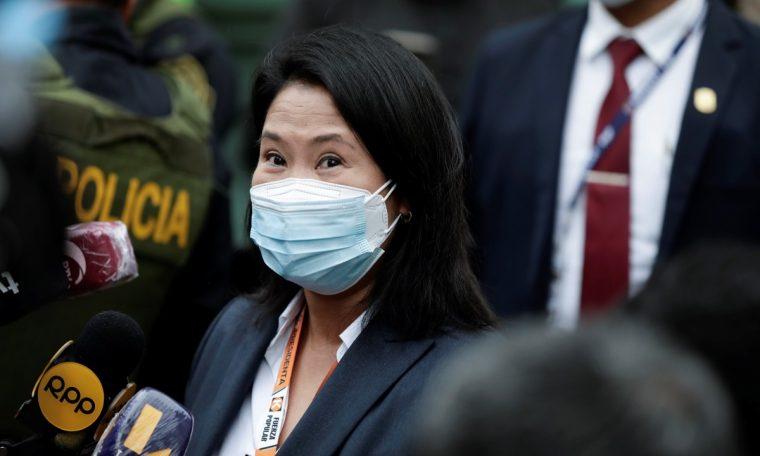 Peruvian judge rejects Keiko Fujimori's remand for money laundering.  world