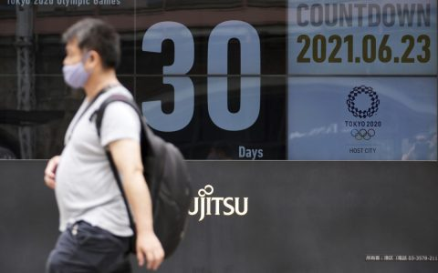 Tokyo without a party: the Olympiad would not have shouts, hugs and drink sales.  world