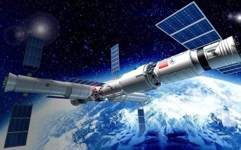 Know where the Chinese space station is and how it is seen in the night sky