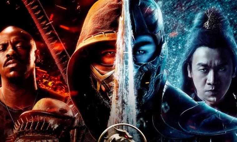'Mortal Kombat' and home cinema premiere premiere