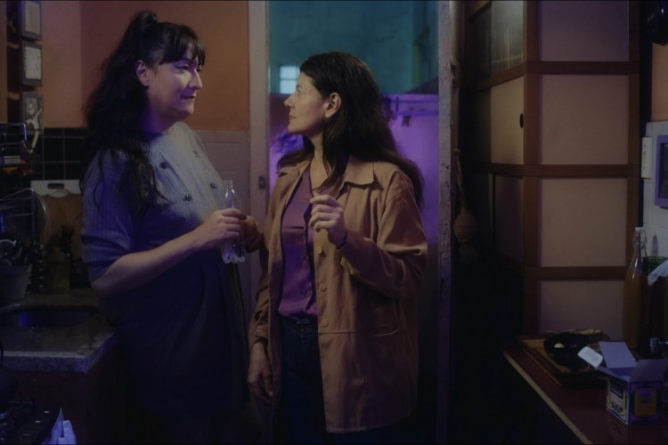Image from short 'Tea for Two' directed by Julia Katherine