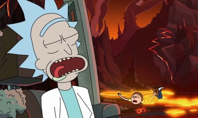 Ricky and Morty season five becomes gunpowder for internet scammers