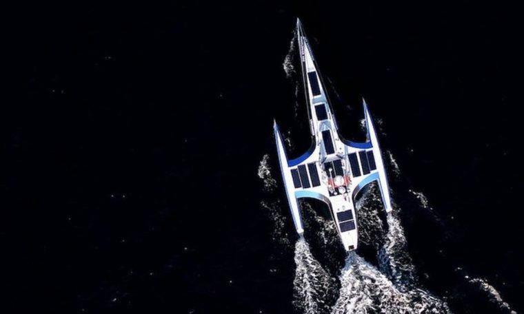 A 'robot ship' recreating a historic voyage across the Atlantic |  innovation