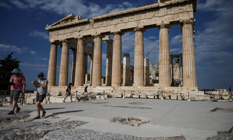 Athens Acropolis Renovation Project Could Shake Millennial Legacy  world