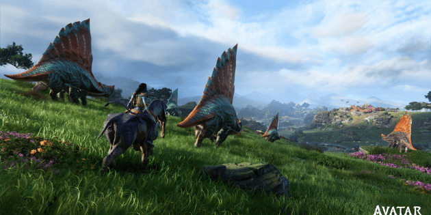 Avatar: Pandora's Frontiers receives new game trailer featuring snowdrop technology