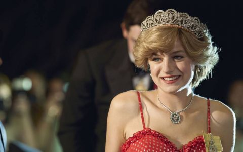 Emma Corinne wasn't trying to get into The Crown when she got the role.