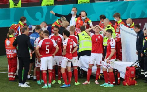 Ericsson is in stable condition and will undergo further examinations, says Danish Football Federation - OVALE