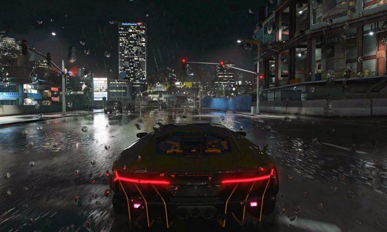 Imagem de: GTA 5: veja o gameplay em 8K com Ray Tracing Mod e saiba como baixar