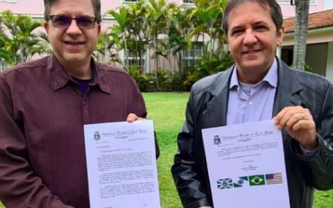 Mayor seeks US ambassador's support for direct flights between Foz and Miami