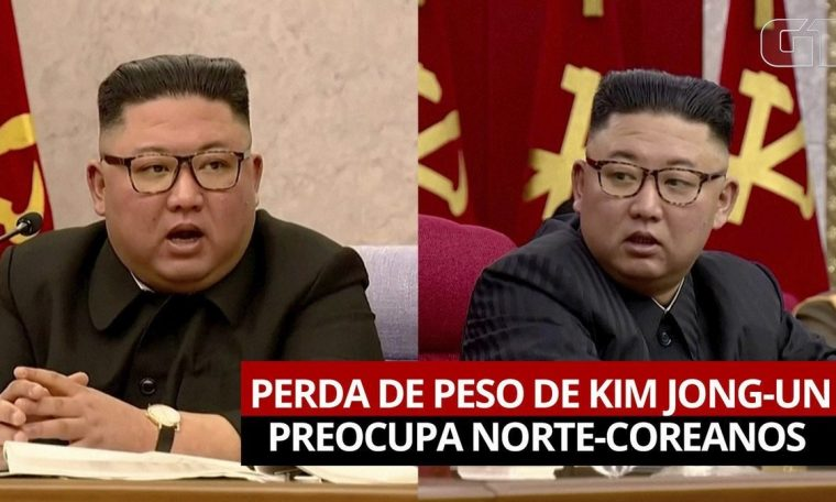 North Koreans worry about Kim Jong-un's weight loss, state media say.  world