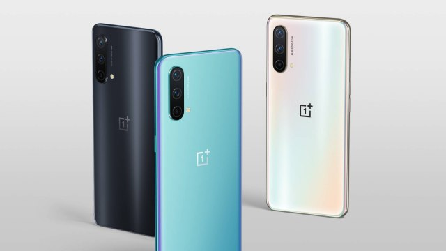 One of the biggest candidates for the title of king of the middle class this year, introduced the OnePlus Nord CE