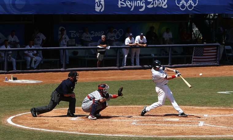 Pandemic drops pre-Olympic baseball in Australia    drops olympics
