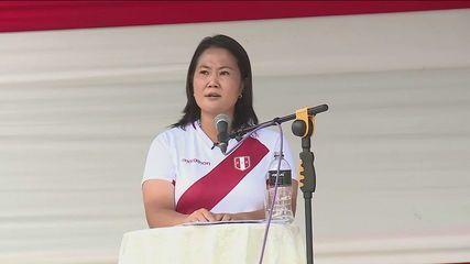 Prosecutor seeks justice from Peru for Keiko Fujimori's preventive detention