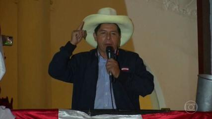 Castillo celebrates victory in Peru, but Fujimori complains of fraud in tally