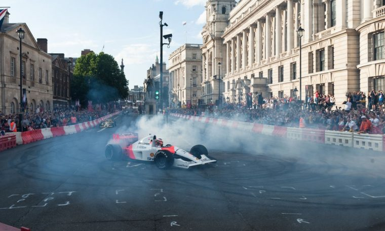 """The mayor of London says he wants GPs on the capital's streets """"as soon as possible"""".  formula 1"""
