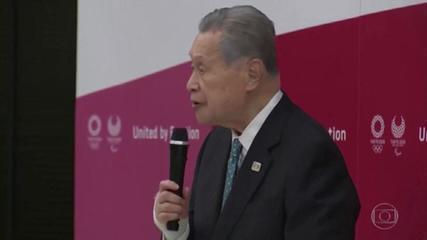 Tokyo Olympic organizing committee president resigns after sexist remarks